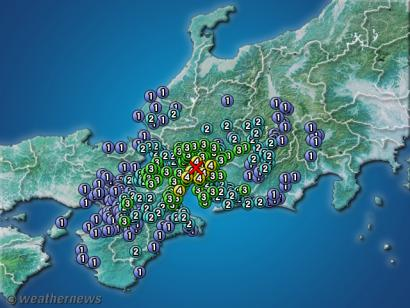 地震 今日 県 愛知